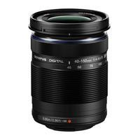 Фотообъектив Olympus ED 40-150mm f/4.0-5.6 R M.Zuiko Digital (V315030BW001)
