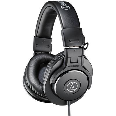 Наушники Audio-Technica ATH-M30X черные