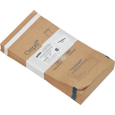 Пакет для стерилизации Винар Стерит для паровой и воздушной стерилизации 115х200 мм (100 штук в упаковке)