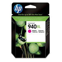 Картридж струйный HP 940XL C4908AE пурпурный повышенной емкости оригинальный