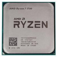 Процессор AMD Ryzen 7 1700 OEM (YD1700BBM88AE)