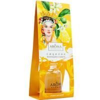 Аромадиффузор Aroma Harmony Сицилия искрящийся лимон 30 мл