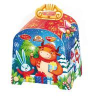 Новогодний сладкий подарок Шоколадный зодиак 1000 г