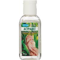 Антисептик кожный гель Астрадез спиртовой зеленый чай 50 мл