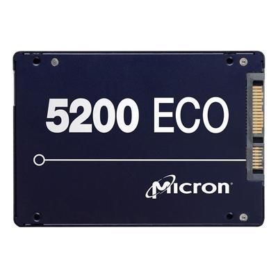 SSD накопитель Crucial Micron 5200 ECO 960 ГБ (MTFDDAK960TDC-1AT1ZA)