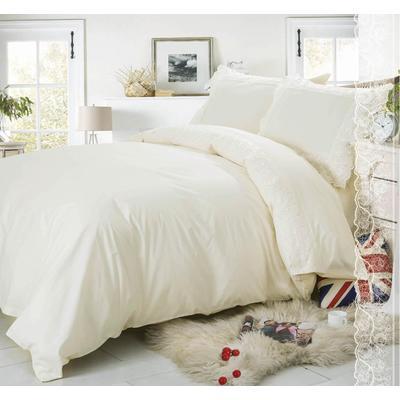 Постельное белье СайлиД J-12B (2-спальное с европростыней, 2 наволочки 50х70 см, поплин)