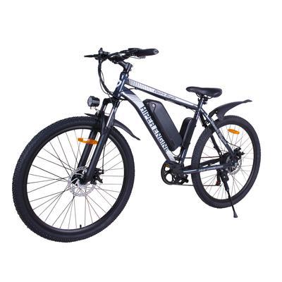 Электровелосипед Hiper Engine B51 графитовый