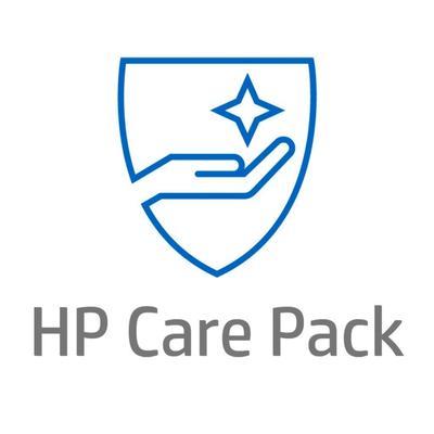 Расширенная гарантия (сервисный пакет) HP UC284E на 4 года