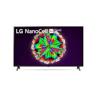 Телевизор LG 65NANO80 черный