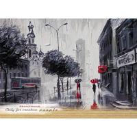 Скетчбук Проф-пресс Дождь А5 40 листов