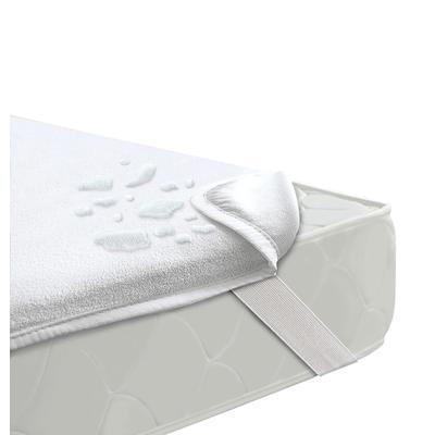 Наматрасник непромокаемый 140х200 см смесовая ткань