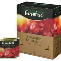 Чай Greenfield в подарок!
