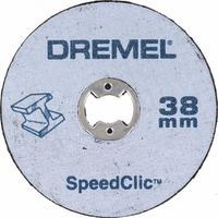 Набор насадок для резки Dremel Speed clic SC406 38 мм (2615S406JC)