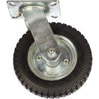 Колесо для тележки поворотное PRS 200 без тормоза 200 мм