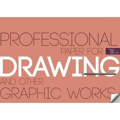 Бумага для рисунка и графики Bruno Visconti А2 10 листов