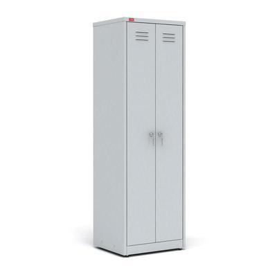 Уценка. Шкаф хозяйственный металлический Cobalt ШРМ-22У (600x500x1860  мм). уц_меб