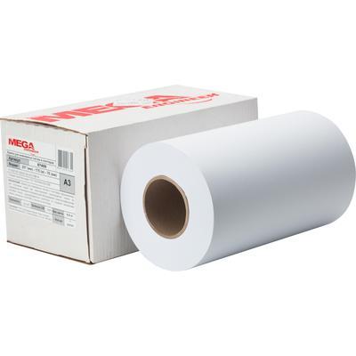 Бумага широкоформатная ProMEGA engineer (80 г/кв.м, длина 175 м, ширина 297 мм, диаметр втулки 76 мм)