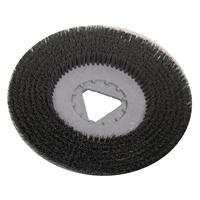 Щетка дисковая Ghibli 530 мм жесткая черная (для Round 45)