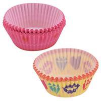 Набор бумажных форм для выпечки 50 штук (VL80-276)