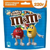 Драже M&M`s Криспи 220 г