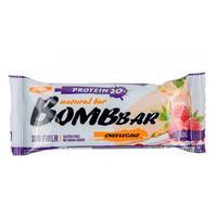 Батончик Bombbar протеиновый Малиновый чизкейк 60 г