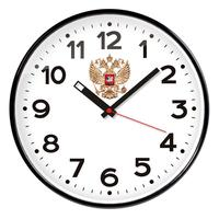 Часы настенные Troyka 77770732 (30.5x30.5x5 см)