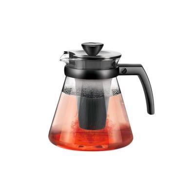 Чайник заварочный Tescoma Teo 1.25 л с ситечками стеклянный (артикул производителя 646622)