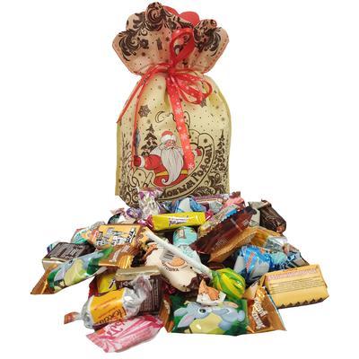 Набор конфет МосУпак Дедушка Мороз 500 г