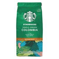 Кофе молотый Starbucks Single-Origin Colombia 200 г (вакуумный пакет)