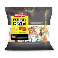 Шоколад Победа Cash Нал ассорти 200 г