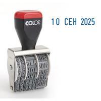 Датер ручной Colop 05000 (месяц обозначается буквами, 5 мм)