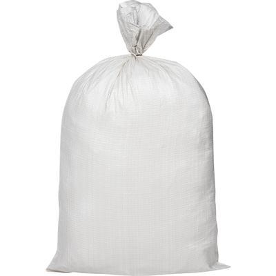 Мешок полипропиленовый первый сорт белый 55x95 см (100 штук в упаковке)