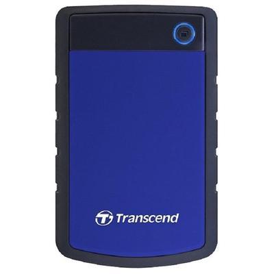 Внешний жесткий диск Transcend StoreJet 25H3 1 Tb (TS1TSJ25H3B)