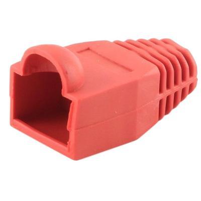 Защитный колпачок Cablexpert RJ-45 BT5RD/5 красный (100 шт в упаковке)