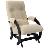 Кресло-глайдер Модель 68 Vanilla (кремовое, 600х890х960 мм)