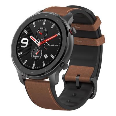 Смарт-часы Amazfit GTR A1902 47 мм черные (6970100372311)