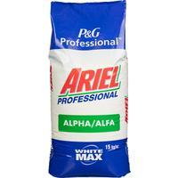 Порошок стиральный универсальный Ariel Professional Alpha 15 кг