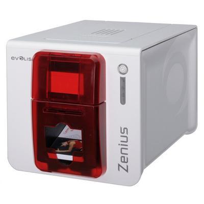 Принтер пластиковых карт Evolis Zenius Expert (ZN1H0000RS)