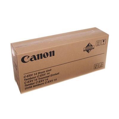 Фотобарабан Canon C-EXV14 черный оригинальный