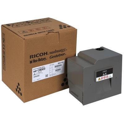 Тонер-картридж Ricoh MP C8003 черный оригинальный