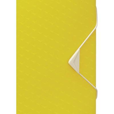 Папка-органайзер Esselte Colour'Ice А4 желтая 6 отделений (330x260 мм)