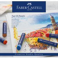 Пастель масляная Faber-Castell Oil Pastels 24 цвета