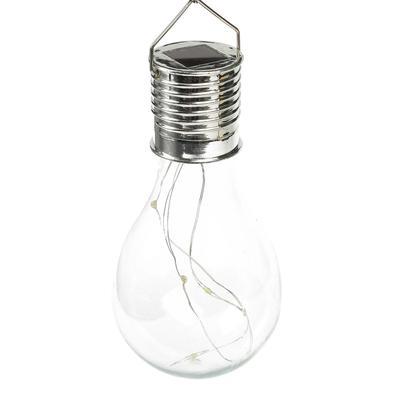 Фонарь садовый на солнечной батарее Luazon Lighting Лампочка 2997286