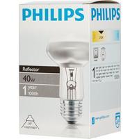 Лампа накаливания Philips 40 Вт E27 рефлекторная зеркальная 2700 К теплый белый свет