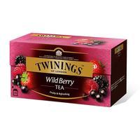Чай Twinings Wild Berries фруктовый 25 пакетиков