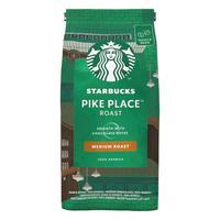Кофе в зернах Starbucks Pike Place Roast 100% арабика 200 г