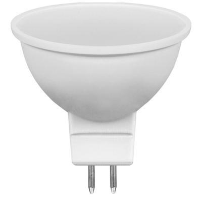Лампа светодиодная Feron 7 Вт G5.3 спот 6400 К холодный белый свет