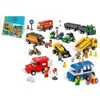 Конструктор базовый Lego Education Общественный и муниципальный транспорт Lego  9333