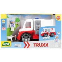 Машинка скорой помощи TRUXX с аксессуарами в подарочной упаковке 29 см