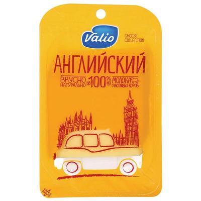 Сыр Valio Английский 48% 140 г